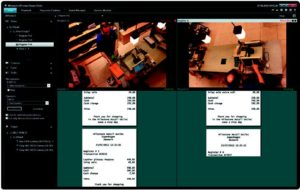 restaurant video surveillance