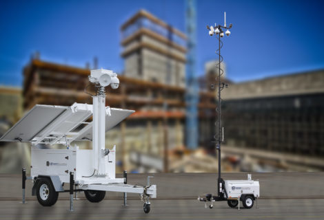 5 Uses for Mobile Security Surveillance Trailers