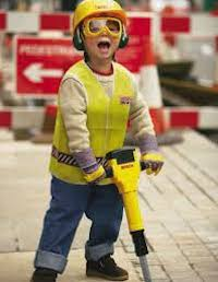 keep kids safe on construction sites