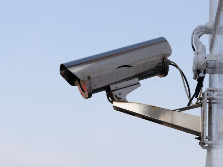 video surveillance trailer system