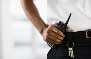 security officer legal powers