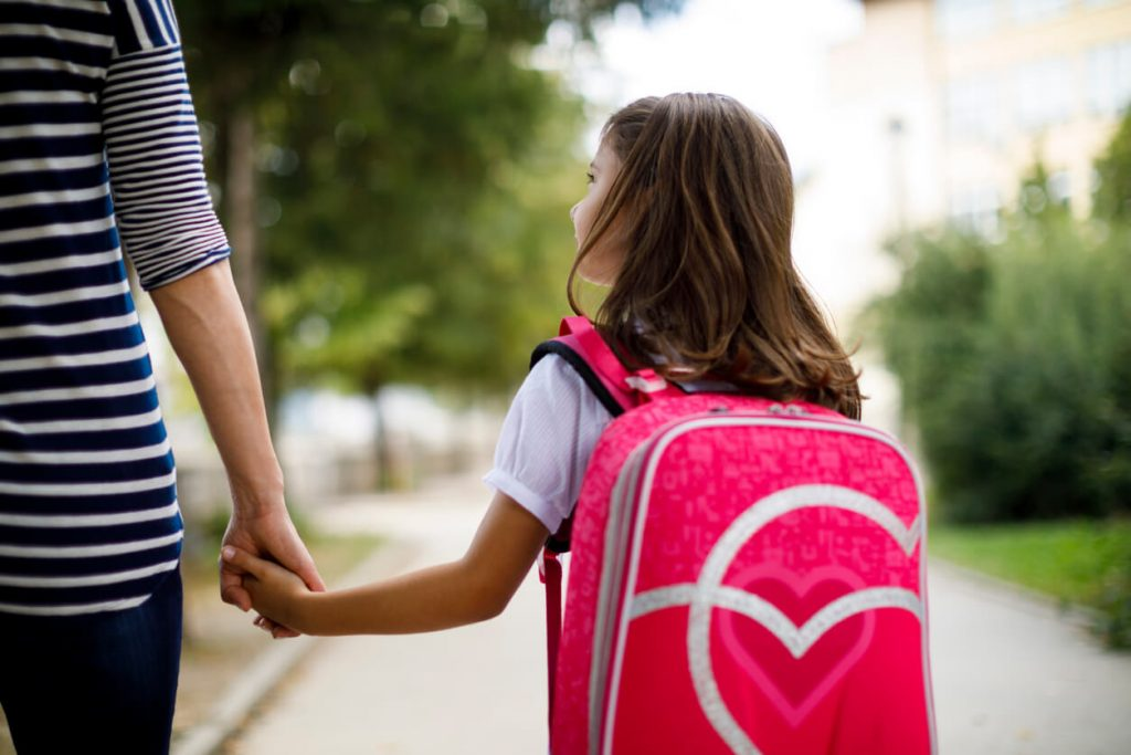 2020 Parent Guide for Back to School Safety