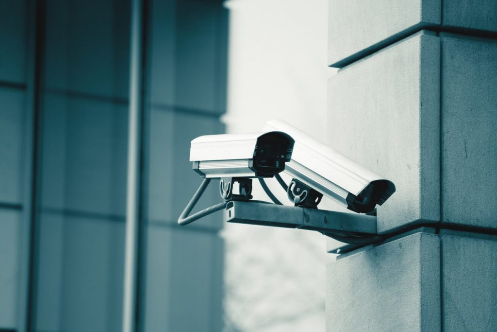 surveillance cameras security companies in dc