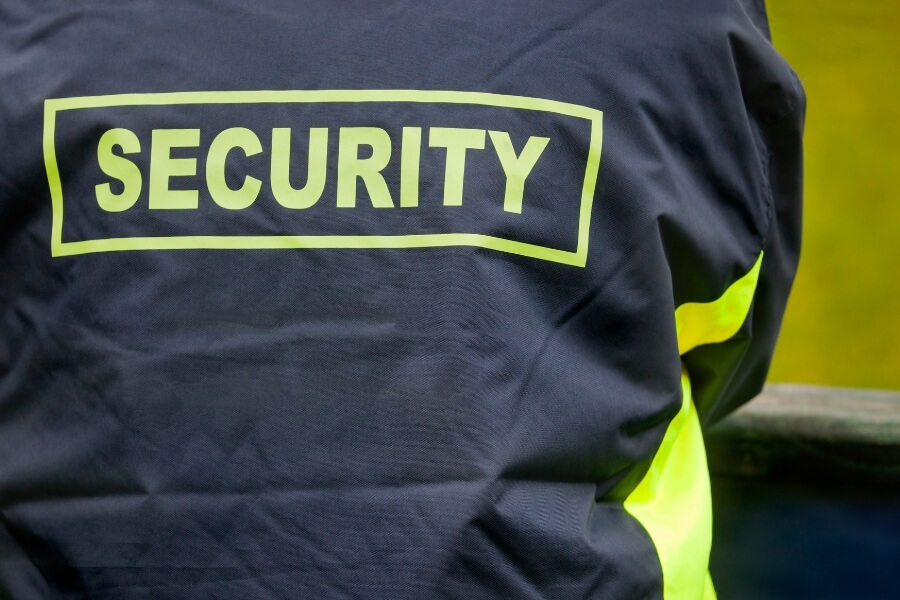 security guard service contract agreement