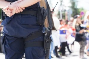 armed event security