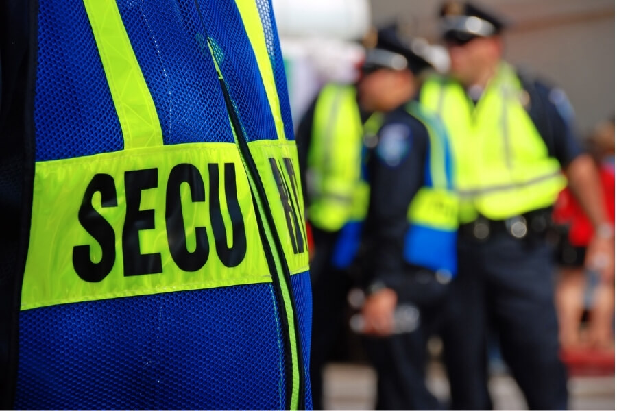 Events Security for Access Control